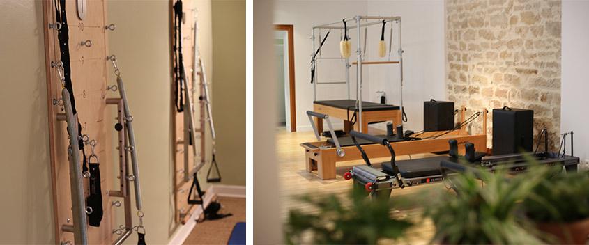 atelier cours de pilates nathalie sidolski